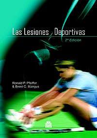 Portada del libro 9788480199087 Las Lesiones Deportivas