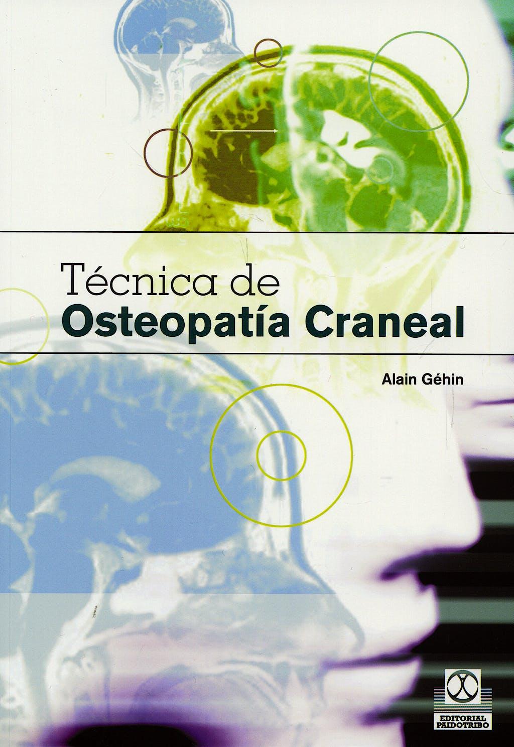 Portada del libro 9788480199407 Técnica de Osteopatía Craneal