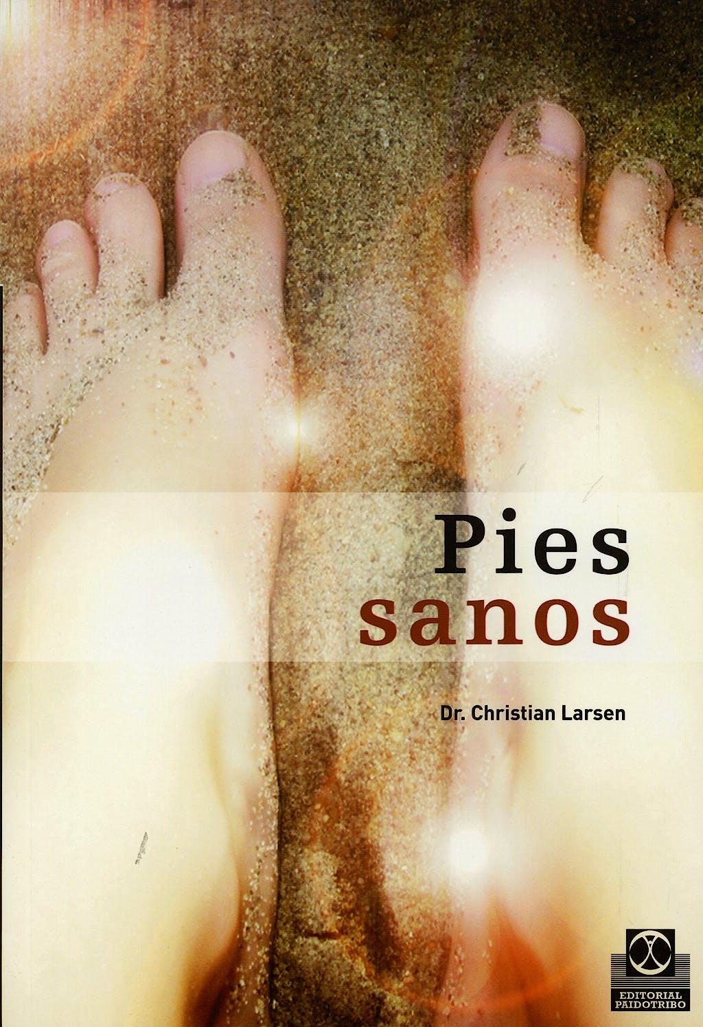 Portada del libro 9788480199568 Pies Sanos