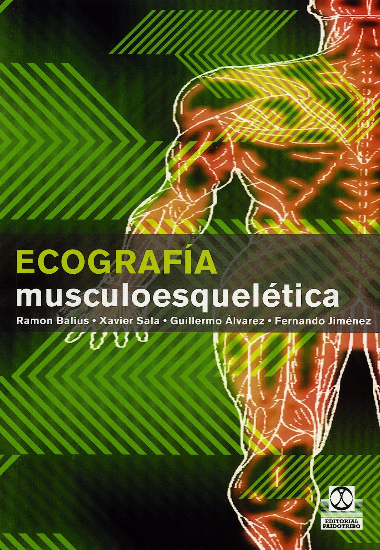 Portada del libro 9788480199643 Ecografía Musculoesquelética