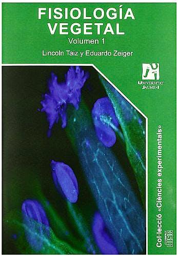 Portada del libro 9788480216012 Fisiologia Vegetal + Cd-Rom
