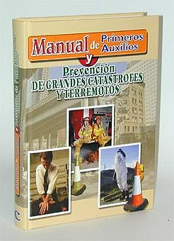 Portada del libro 9788480553469 Manual de Prevencion de Grandes Catastrofes y Terremotos + Cd-Rom