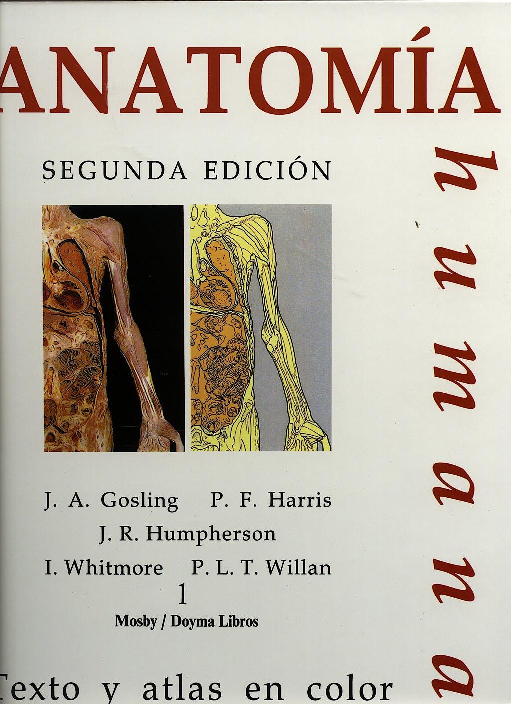 Portada del libro 9788480861182 Anatomia Humana. Texto y Atlas, 2 Vols.