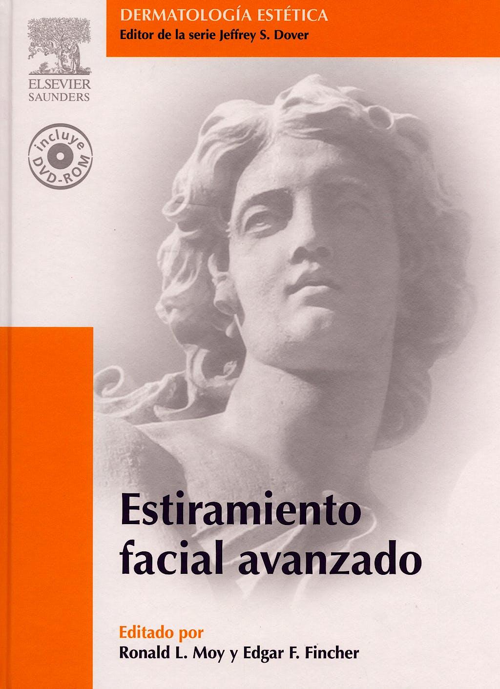 Portada del libro 9788480862110 Estiramiento Facial Avanzado (Dermatologia Estetica)