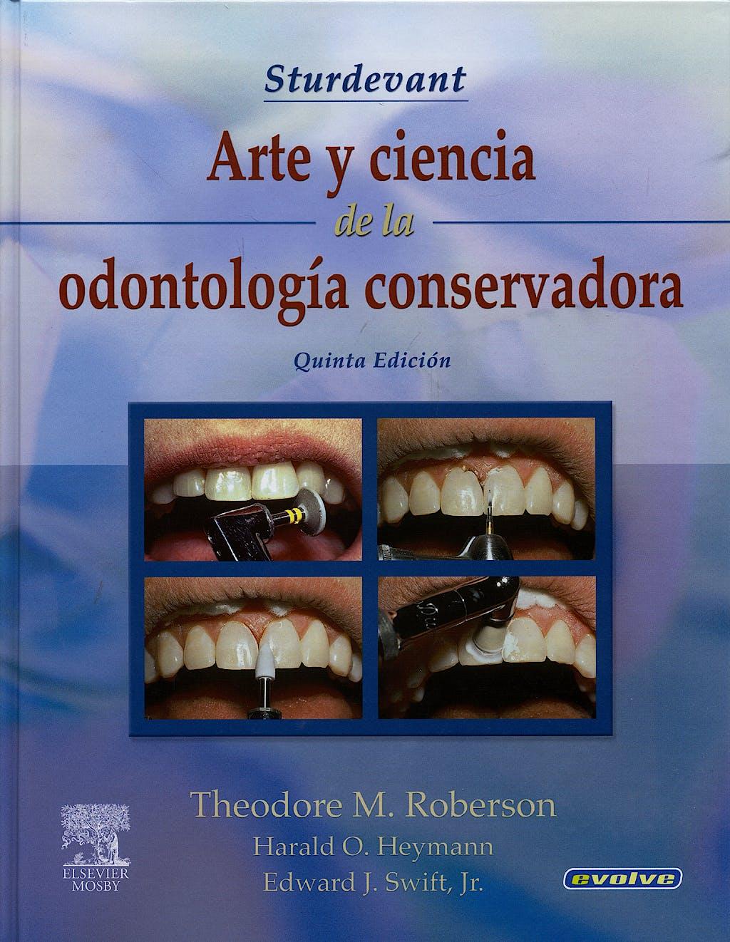 Portada del libro 9788480862271 Sturdevant Arte y Ciencia de la Odontologia Conservadora
