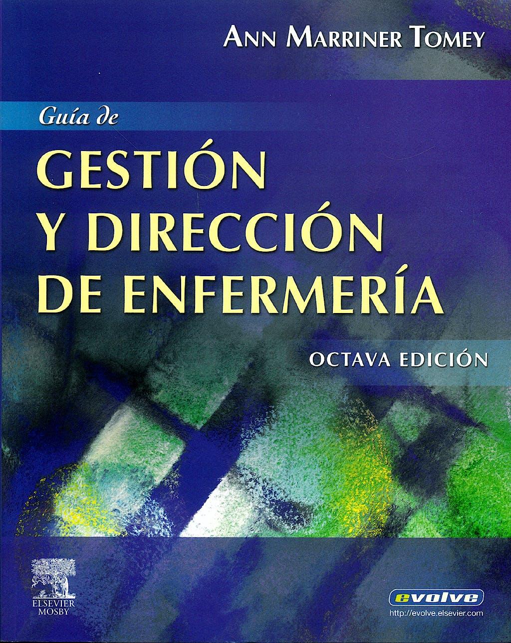 Portada del libro 9788480864435 Guia de Gestion y Direccion de Enfermeria