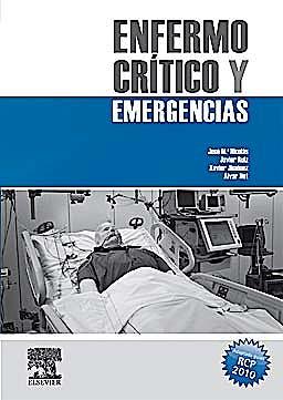 Portada del libro 9788480864701 Enfermo Crítico y Emergencias