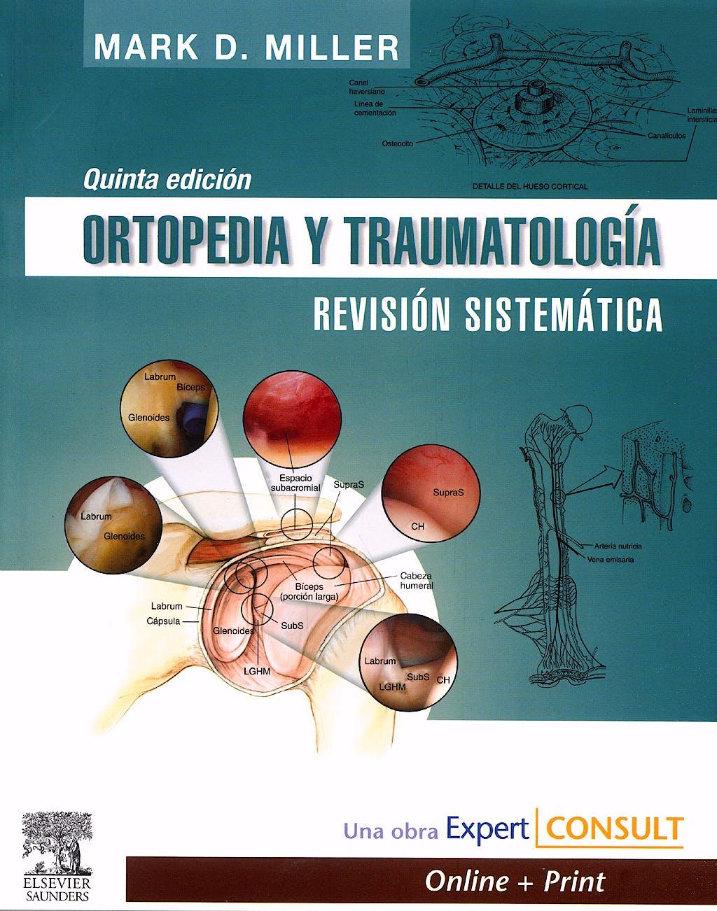 Portada del libro 9788480864770 Ortopedia y Traumatología. Revisión Sistemática + Acceso Online