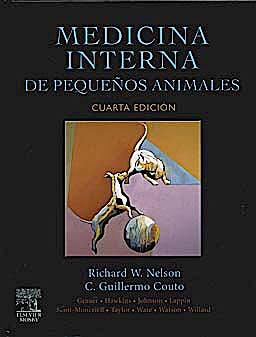 Portada del libro 9788480865012 Medicina Interna de Pequeños Animales