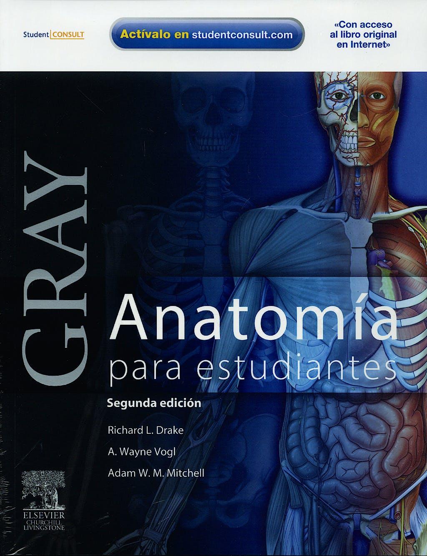 Producto: Gray Anatomía para Estudiantes + Acceso Online