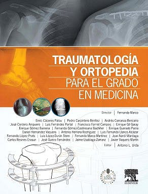 Portada del libro 9788480866774 Traumatología y Ortopedia para el Grado en Medicina