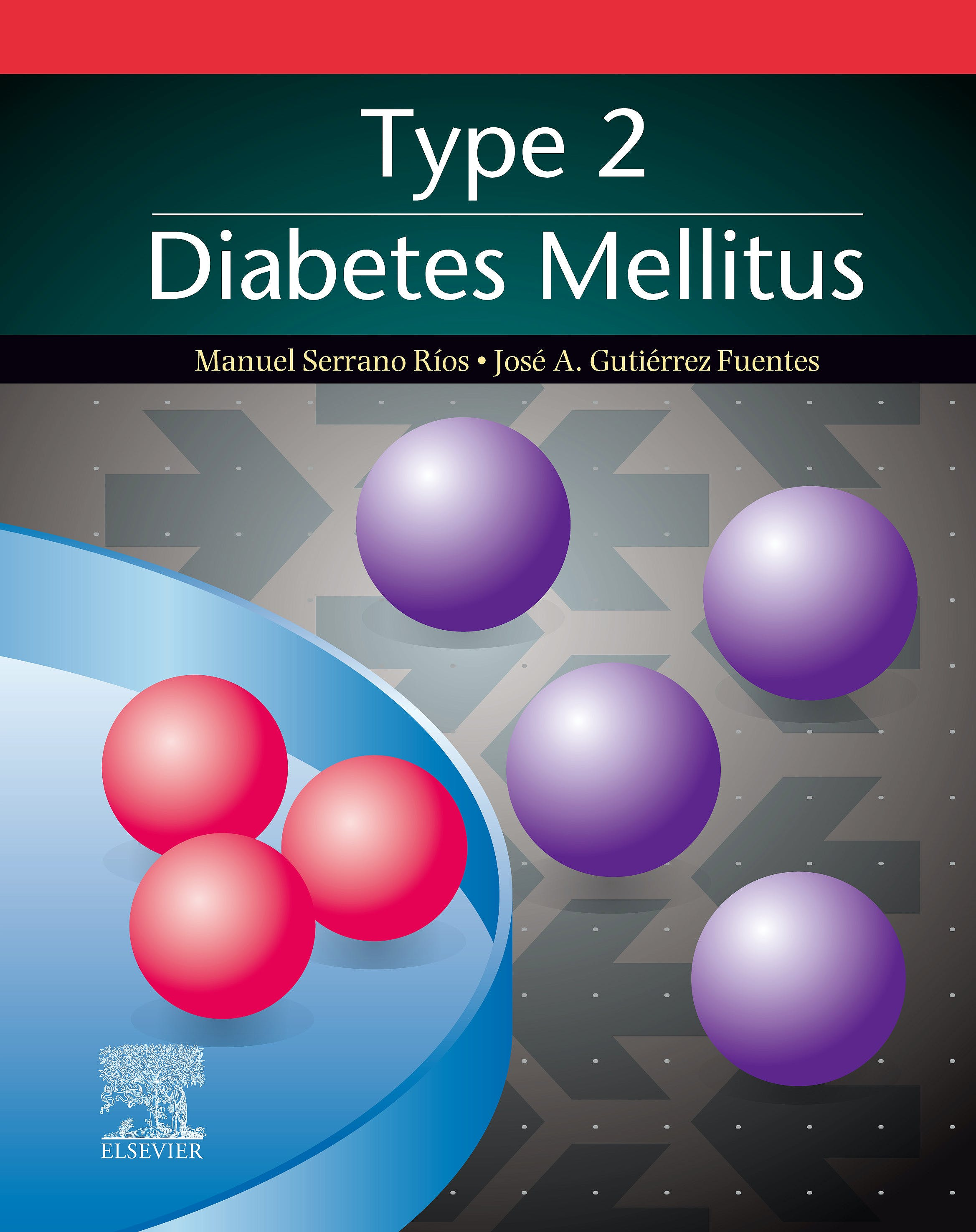 Portada del libro 9788480866835 Type 2 Diabetes Mellitus