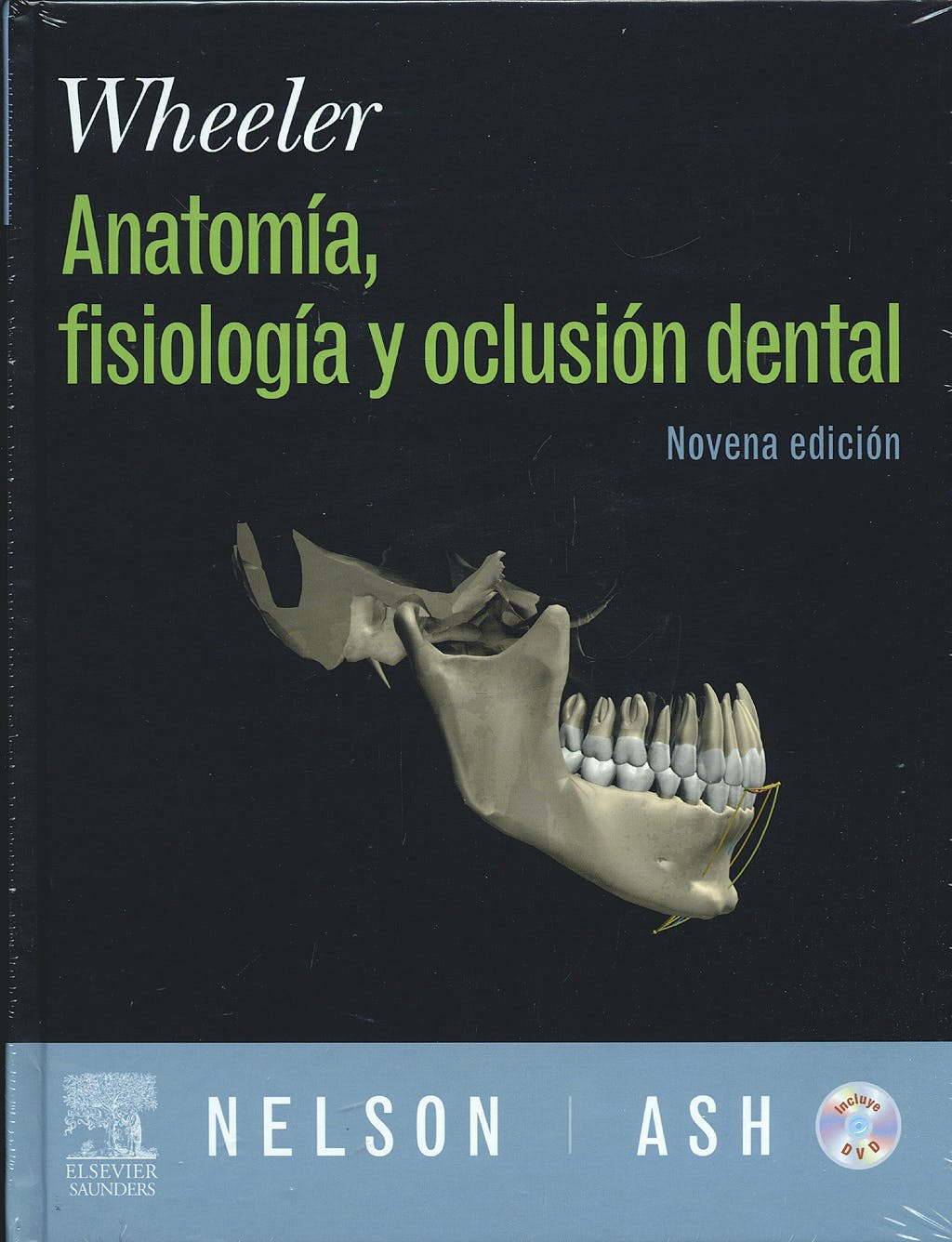 Producto: Wheeler Anatomia, Fisiologia y Oclusion Dental + Dvd