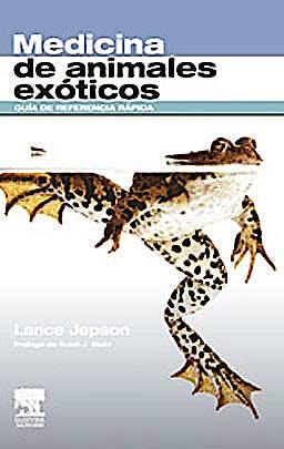 Portada del libro 9788480867146 Medicina de Animales Exóticos. Guía de Referencia Rápida