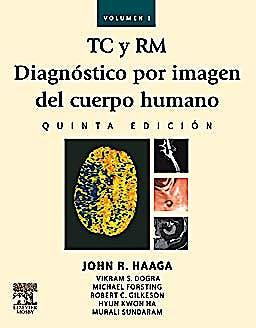 Portada del libro 9788480867245 TC y RM. Diagnóstico por Imagen del Cuerpo Humano, 2 Vols.