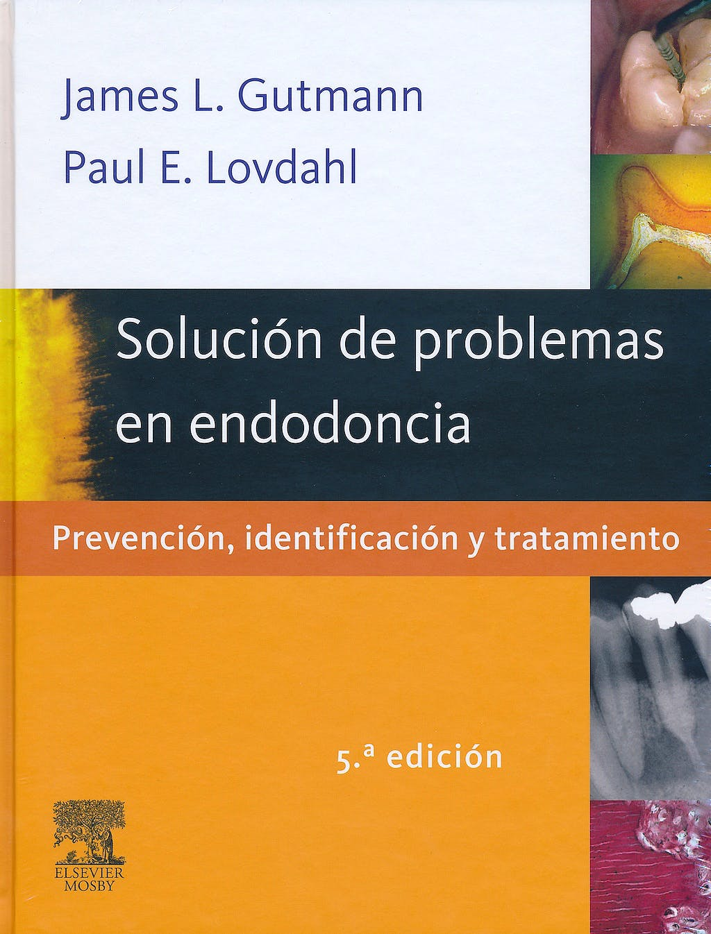 Portada del libro 9788480868273 Solución de Problemas en Endodoncia. Prevención, Identificación y Tratamiento