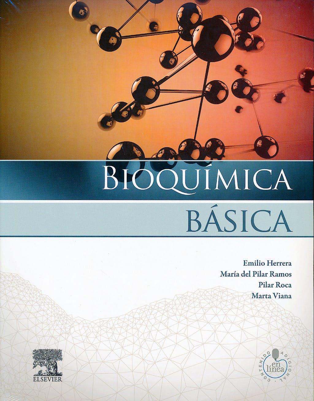Portada del libro 9788480868983 Bioquímica Básica + Acceso Online