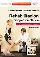 Portada del libro 9788480869119 Rehabilitación Ortopédica Clínica. Un Enfoque Basado en la Evidencia + Acceso Online