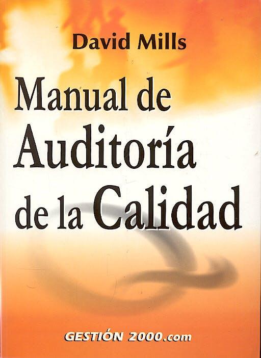 Portada del libro 9788480888660 Manual de Auditoria de la Calidad