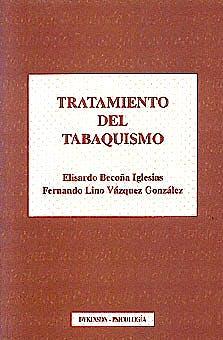 Portada del libro 9788481553291 Tratamiento del Tabaquismo