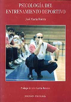 Portada del libro 9788481553444 Psicologia del Entrenamiento Deportivo