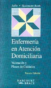 Portada del libro 9788481743173 Enfermeria en Atencion Domiciliaria