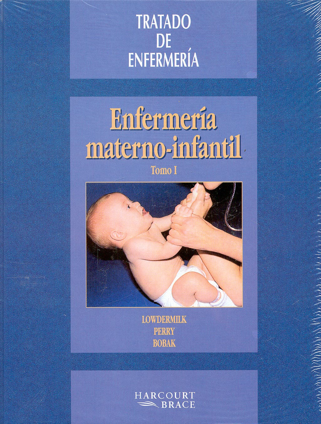 Portada del libro 9788481744415 Enfermeria Materno-Infantil, 2 Vols.