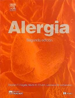 Portada del libro 9788481745634 Alergia