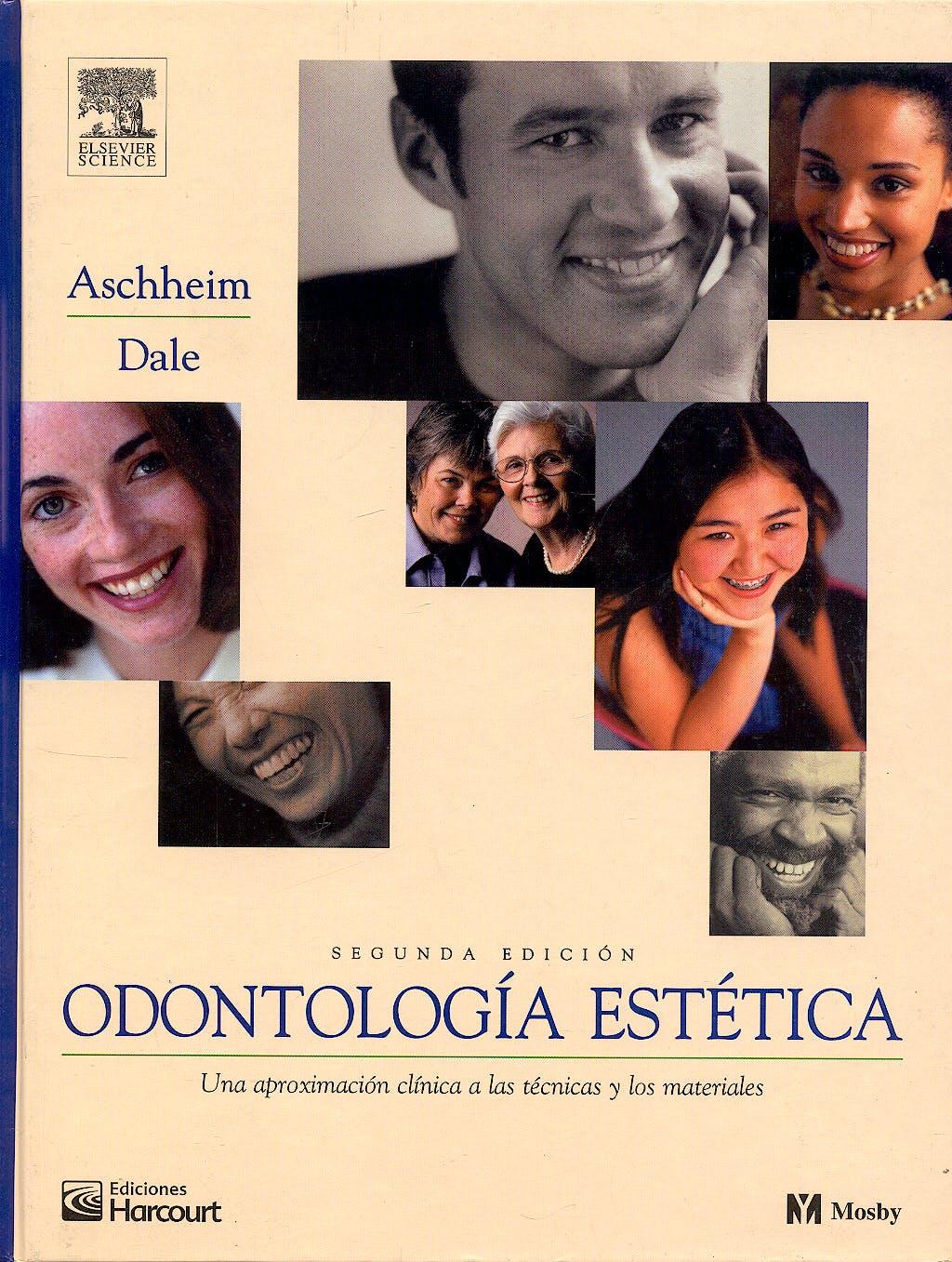 Portada del libro 9788481745672 Odontologia Estetica