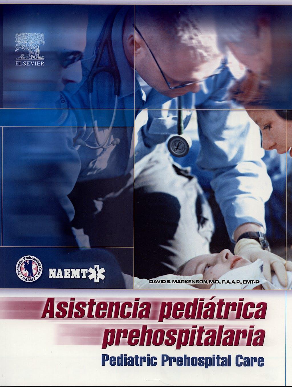 Portada del libro 9788481749953 Asistencia Pediátrica Prehospitalaria