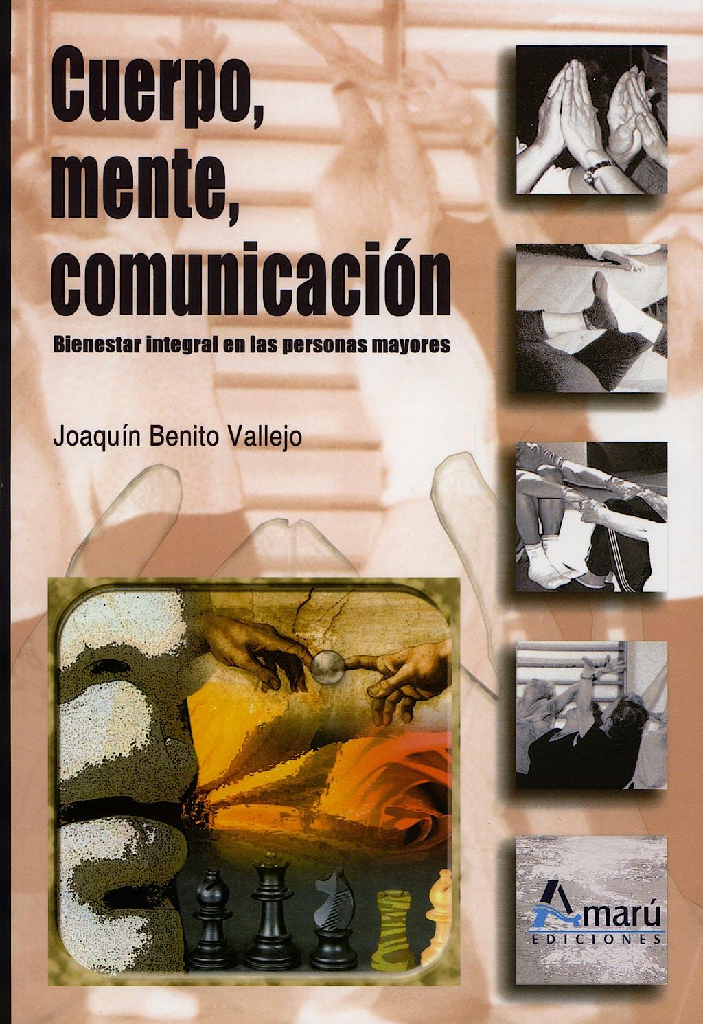 Portada del libro 9788481962239 Cuerpo, Mente y Comunicación