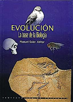 Portada del libro 9788482542775 Evolucion la Base de la Biologia