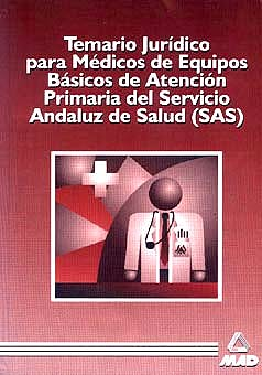 Portada del libro 9788483111413 Temario Juridico Medicos Equipos Basicos At. Pr.