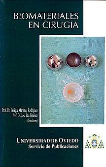 Portada del libro 9788483170496 Biomateriales en Cirugia