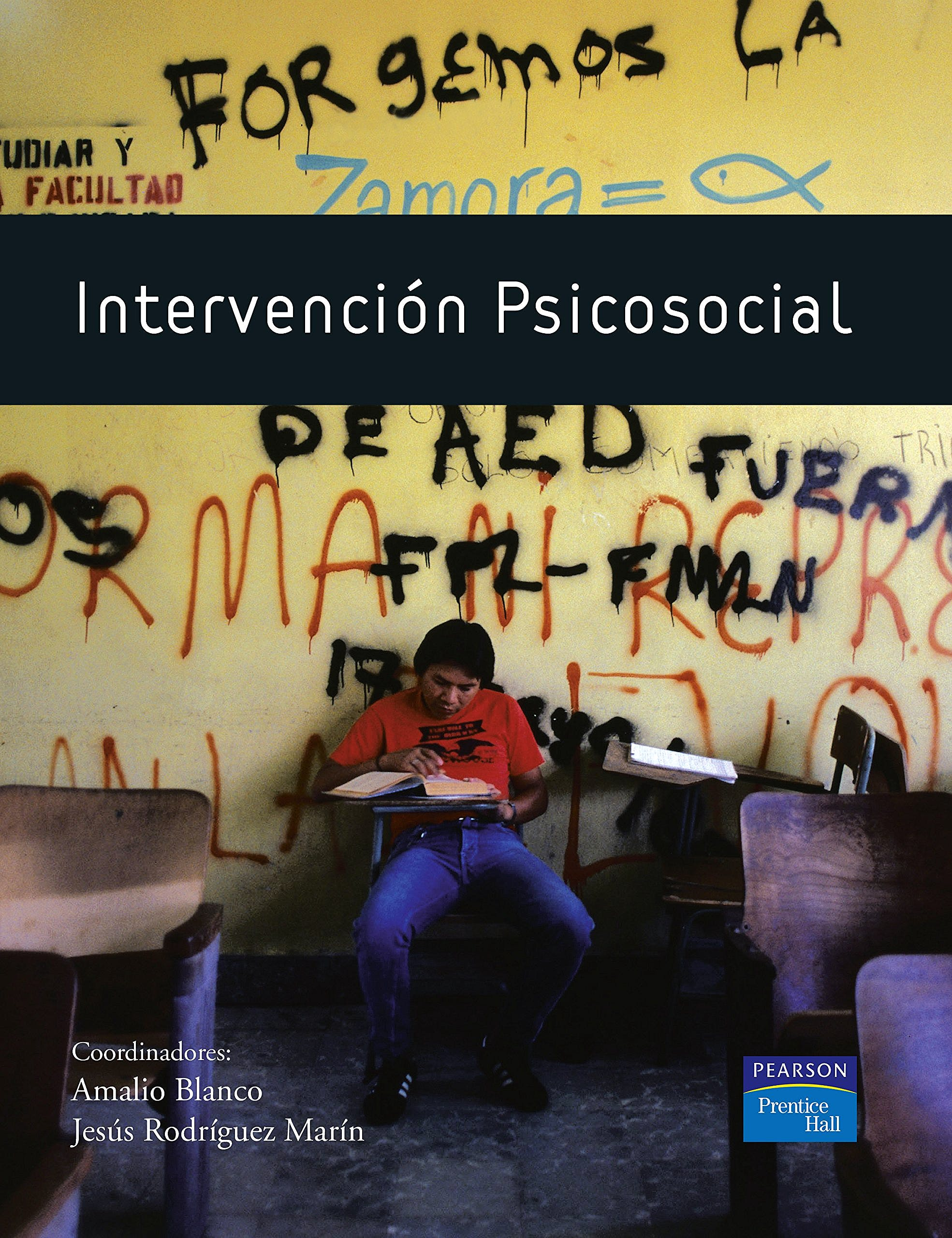 Portada del libro 9788483223147 Intervencion Psicosocial
