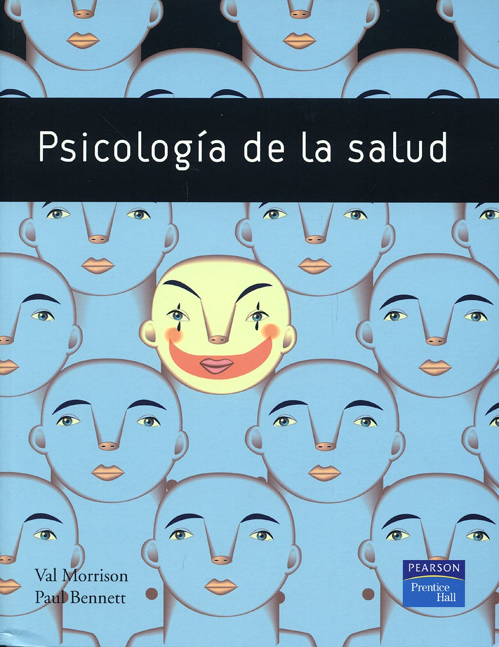 Portada del libro 9788483223437 Psicologia de la Salud