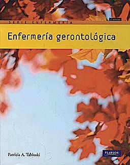 Portada del libro 9788483226438 Enfermeria Gerontologica
