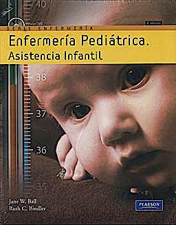 Portada del libro 9788483226551 Enfermería Pediátrica. Asistencia Infantil