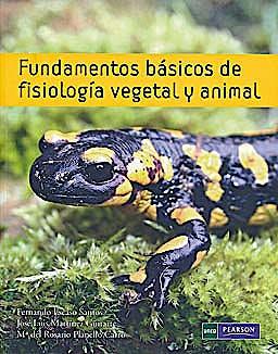 Portada del libro 9788483227350 Fundamentos Básicos de Fisiología Vegetal y Animal