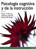 Portada del libro 9788483228753 Psicología Cognitiva y de la Instrucción