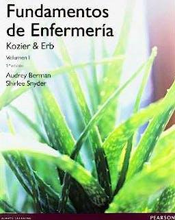 Portada del libro 9788483228784 Fundamentos de Enfermeria. Kozier y Erb, 2 Vols.