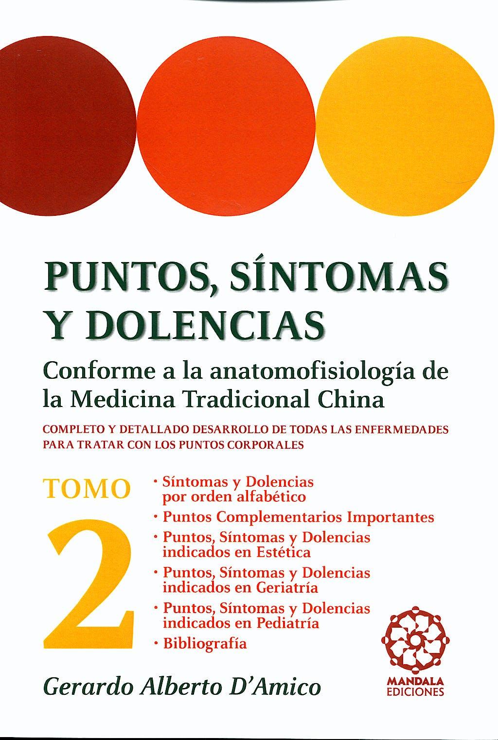 Portada del libro 9788483520666 Puntos, Sintomas y Dolencias, Tomo 2