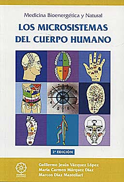 Portada del libro 9788483523155 Los Microsistemas del Cuerpo Humano