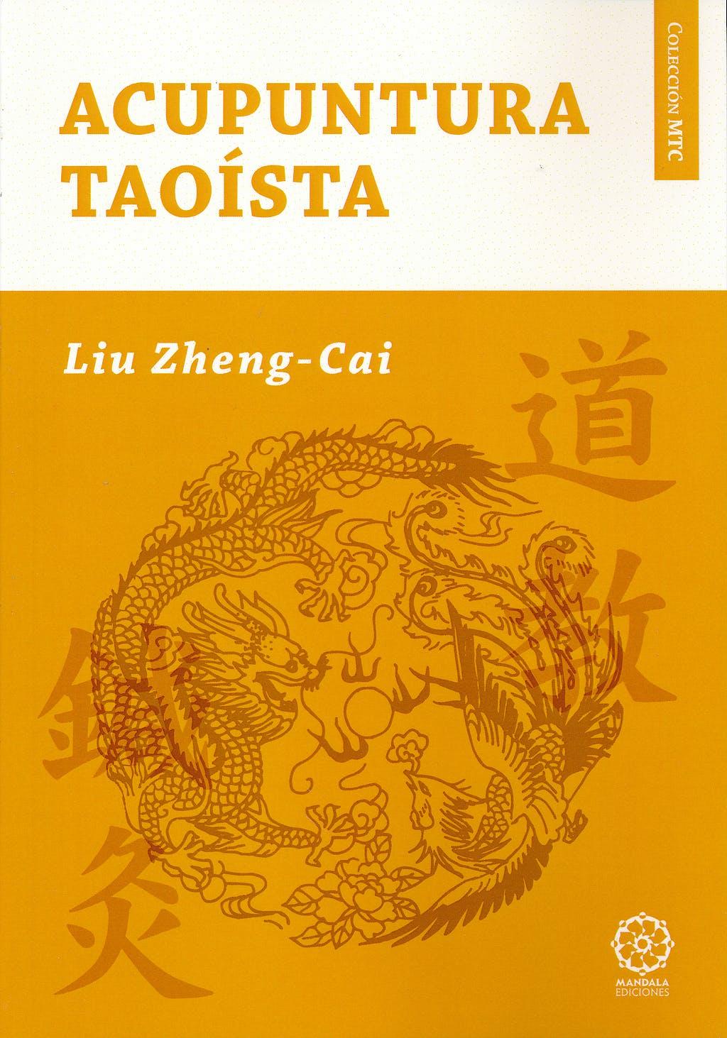 Portada del libro 9788483528969 Acupuntura Taoista