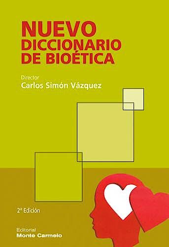 Portada del libro 9788483534755 Nuevo Diccionario de Bioetica