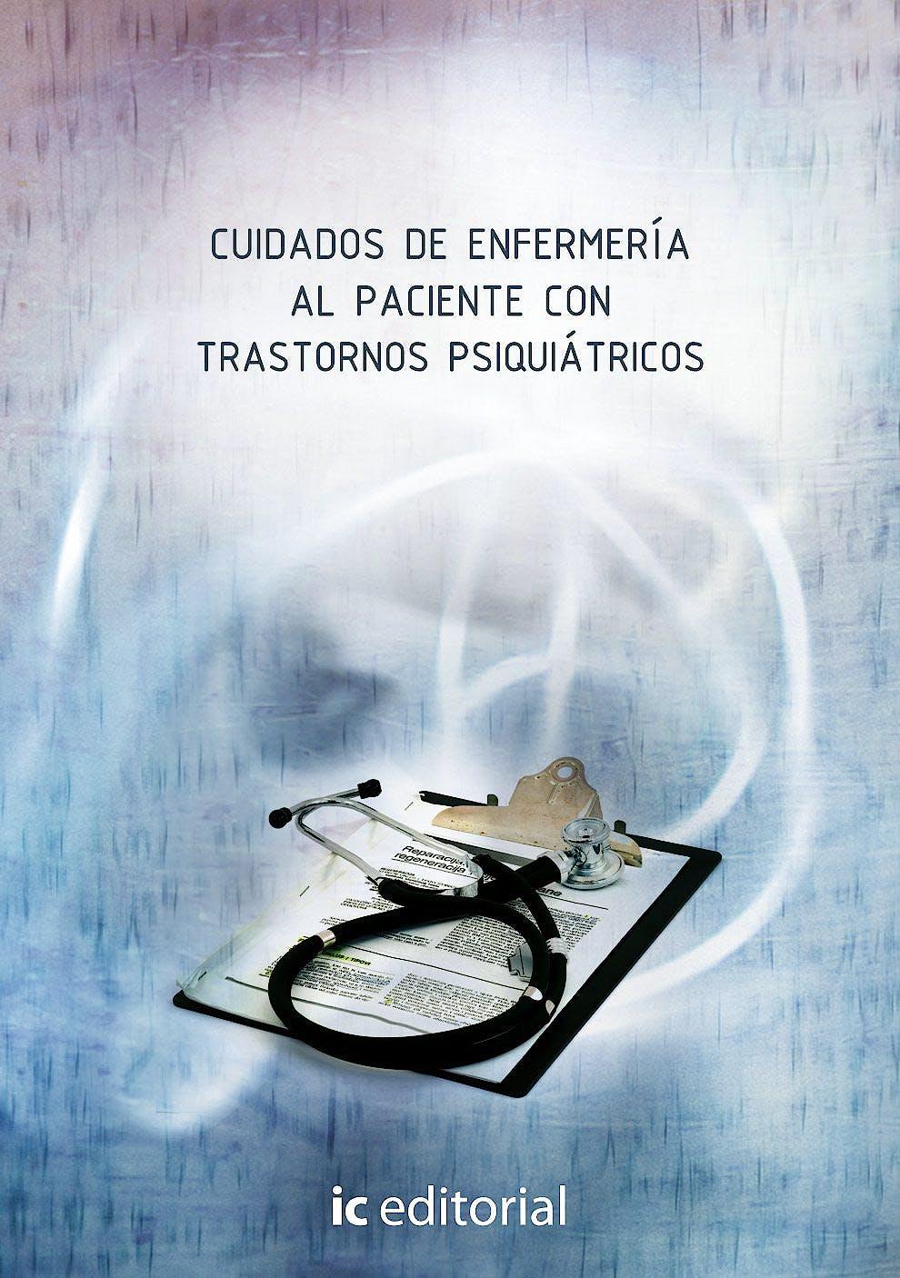 Portada del libro 9788483644935 Cuidados de Enfermeria al Paciente con Trastornos Psiquiatricos