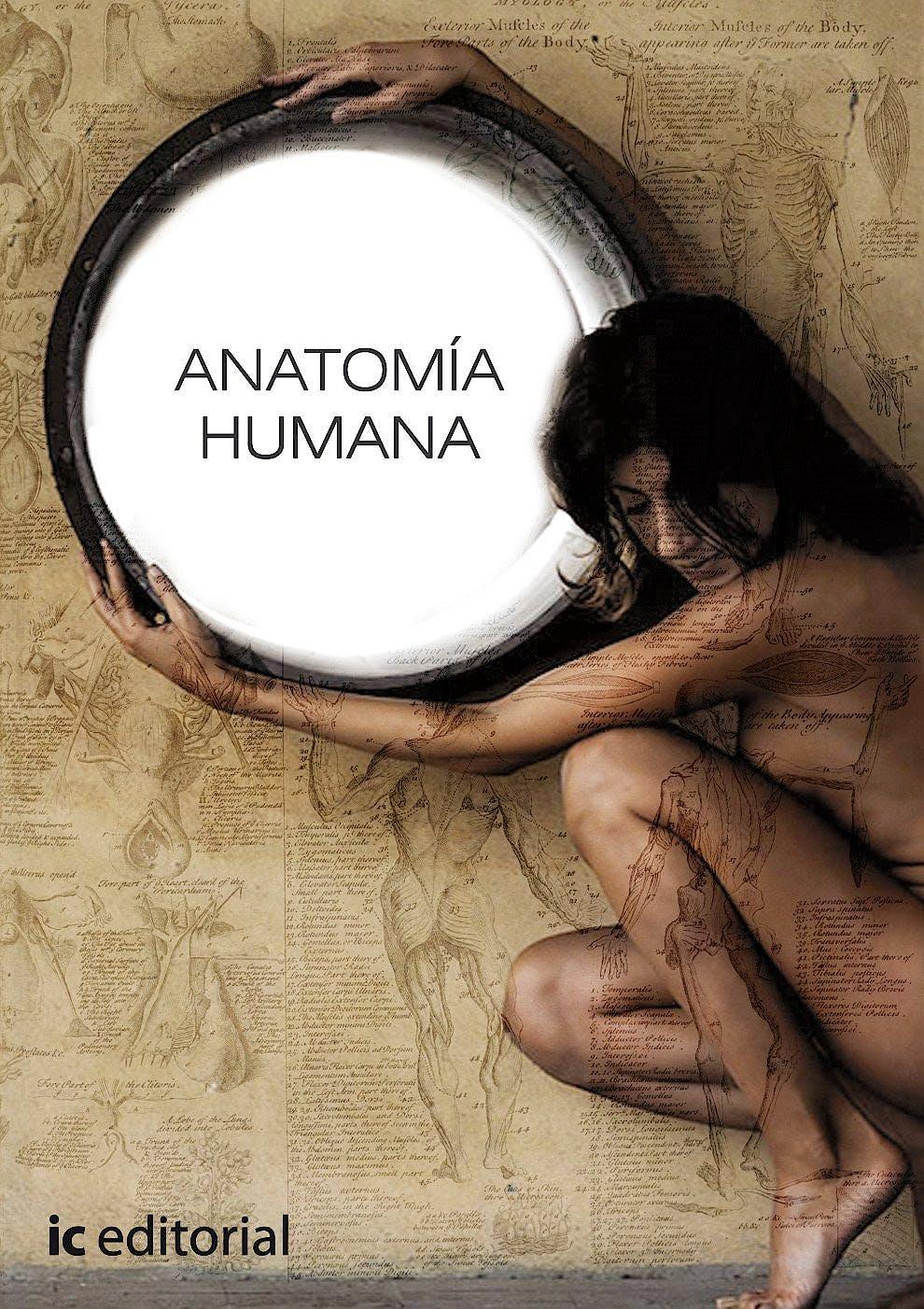 Portada del libro 9788483646403 Anatomia Humana