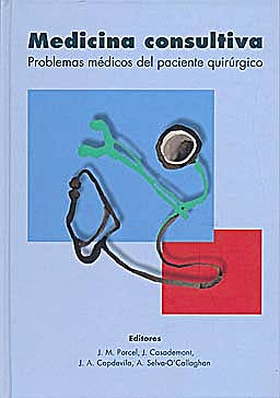 Portada del libro 9788484092858 Medicina Consultiva. Problemas Medicos del Paciente Quirurgico