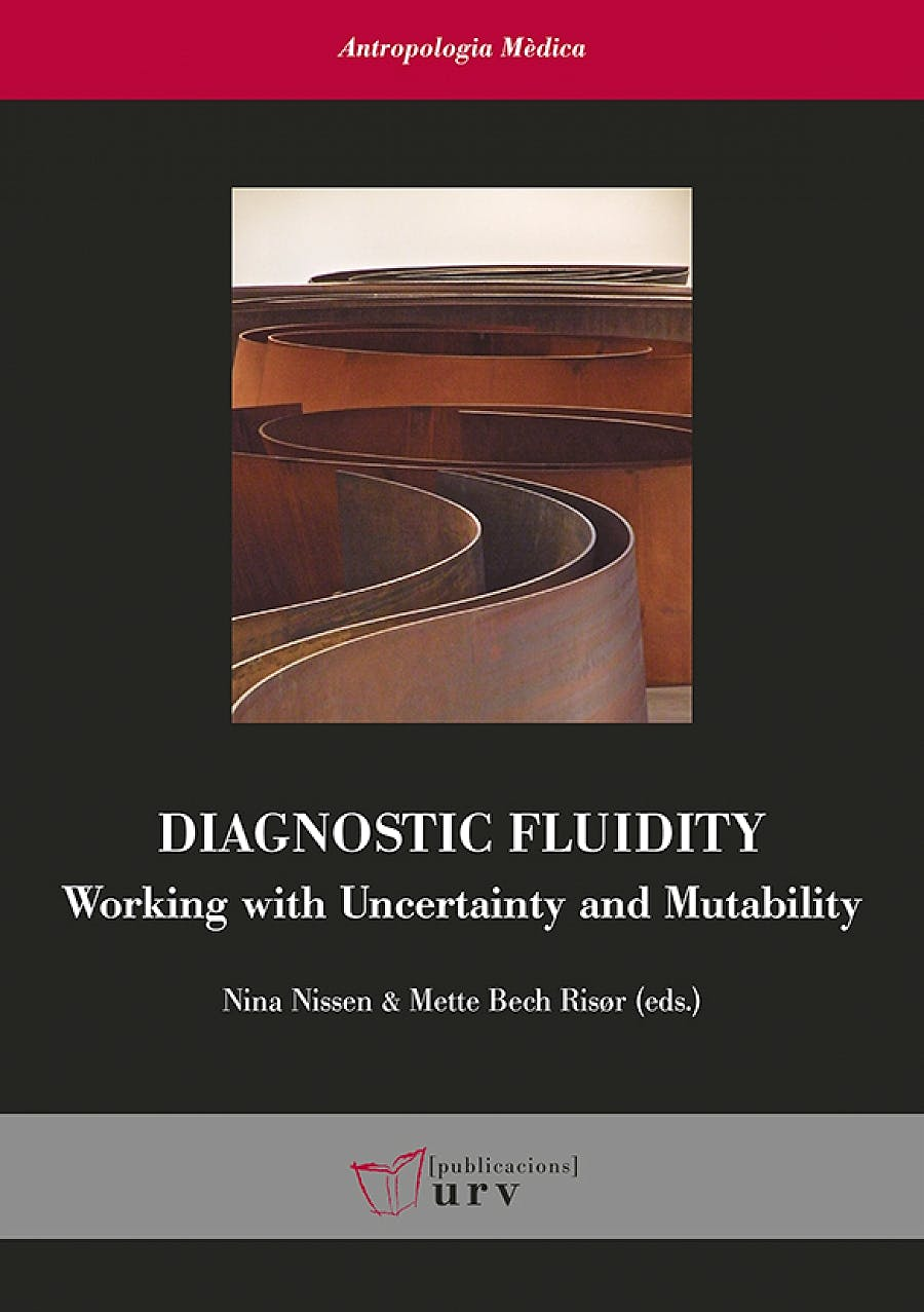 Portada del libro 9788484246633 Diagnostic Fluidity. Working with Uncertainty and Mutability