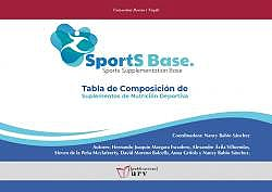 Portada del libro 9788484248088 Sports Base (Sports Supplementation Base). Tabla de Composición de Suplementos de Nutrición Deportiva